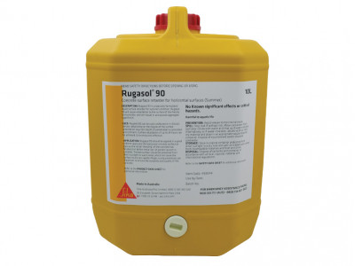 Sika Rugasol 90  - Surface Retarder for  Summer Conditions