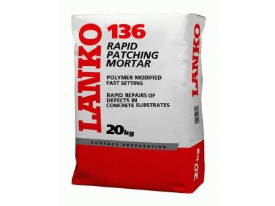 Lanko - 136 Rapid Patch Mortar