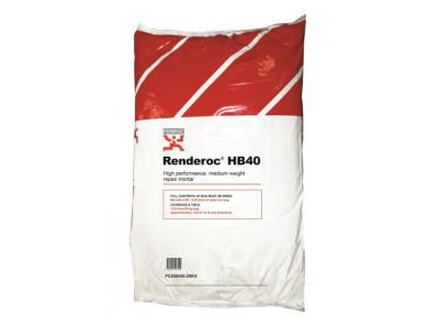 Fosroc - Renderoc HB40