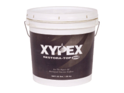 Xypex - Restora-Top 200 - Patches that exceed 25 mm