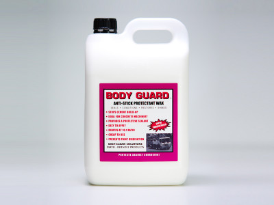 Body Guard - Anti-Stick Agent