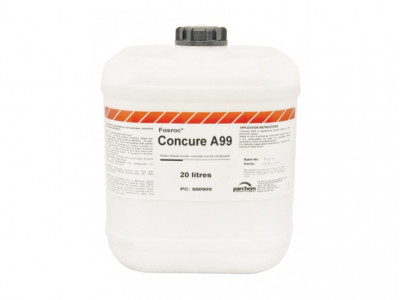Concure A99 - Water Based Acrylic Curing Compound