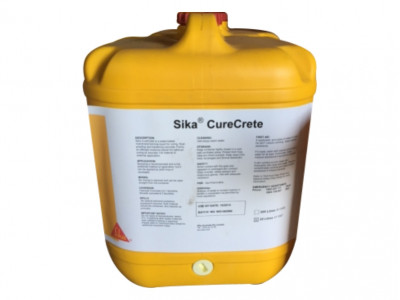 Sika - CureCrete - Water Based Acrylic Curing Compound