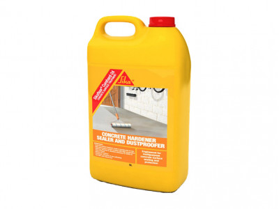 Sikafloor Curehard 24 - To Cure, Harden and Seal Fresh or Hardened Concrete
