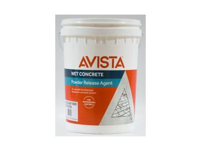 Avista - Wet Concrete - Powder Release Agent