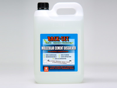 Back-Set - Molecular Cement Dissolver
