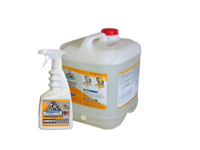 Liquid Hammer -  Heavy Duty Concrete Remover