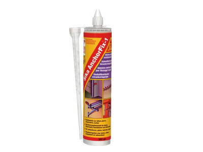 Sika Anchorfix 1 - Fast Curing Anchoring Adhesive
