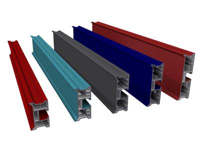 Panelware Aluminium Sideforms