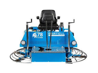 """Bartell 36"""" TS78 Ride-On Trowel"""