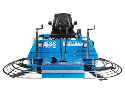 Bartell TS88 Ride-On Trowel