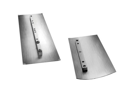 Steel Finishing Blades