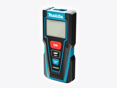 Makita - LD030P 30m Laser Distance Measurer