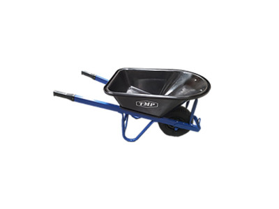 TMP - 100ltr Extra Heavy Duty Poly Tray Wheelbarrow