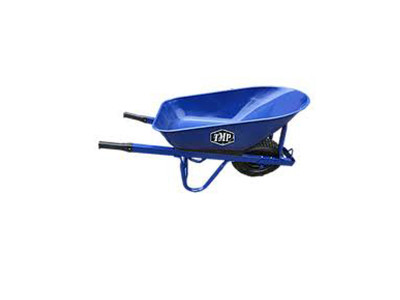 TMP - 100ltr Extra Heavy Duty Steel Wheelbarrow 1.4 mm Sheet