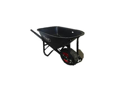 TMP - 100ltr Slimline Poly Tray Wheelbarrow
