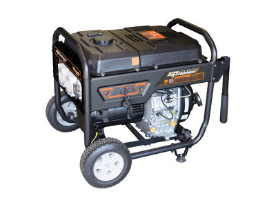 10Hp Diesel Construction Series Generator