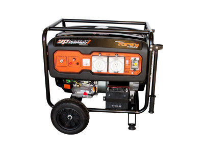 13HP Construction Series Generator