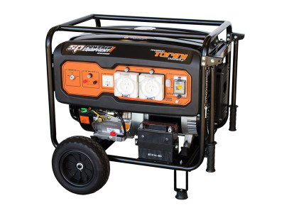 15Hp Construction Series Generator