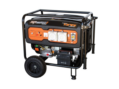 15Hp Industrial Series Generator