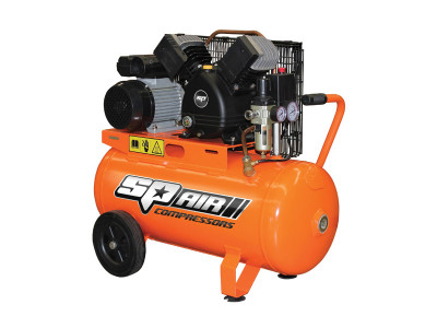 2.2Hp Cast Iron V-Twin Portable Air Compressor