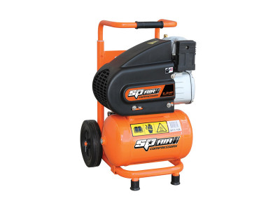 2.2Hp Trade Duty Portable Air Compressor - Upright