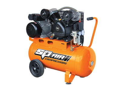 2.5HP Cast Iron V-Twin Portable Air Compressor