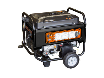 20Hp Construction Series Generator