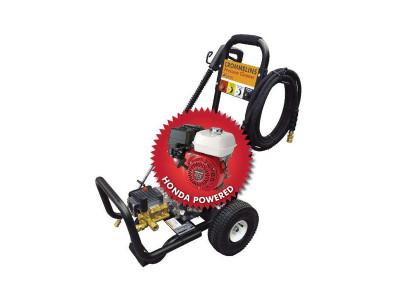 2700psi Crommelins Trolley Pressure Cleaner Honda