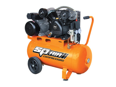3Hp Cast Iron V-Twin Portable Air Compressor