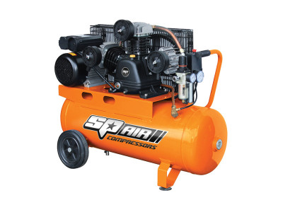 3Hp Triple Cast Iron Portable Air Compressor