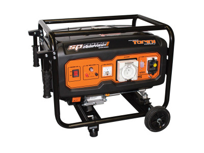 7Hp Construction Series Generator