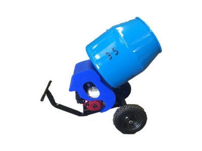 TMP - Tradesman Electric & Petrol 3.5 Tip up Mixer