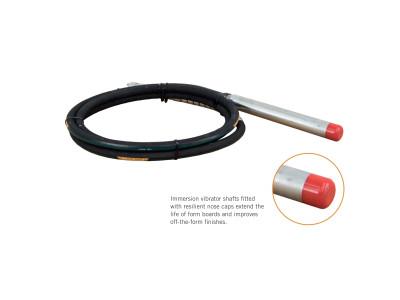 Flexshaft Concrete Vibrator Rubber Tip