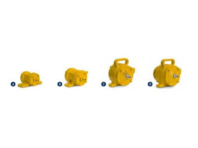 Oli - Pneumatic - External Vibrator