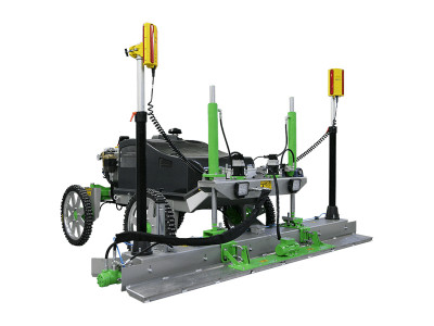 Masterscreed MS-575 Laser Guided Screed