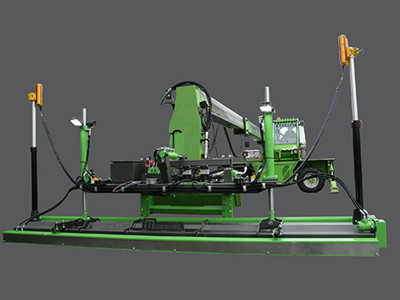 Masterscreed MS40 - Superscreed Head Attachment