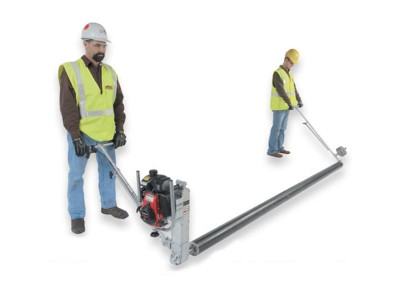 Allen - Roller Tube Finishers - Portable