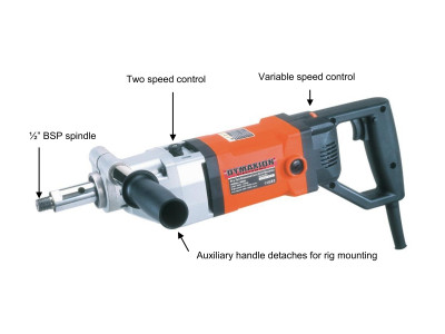 Dymaxion - AGCDM80 Core Drilling Machine