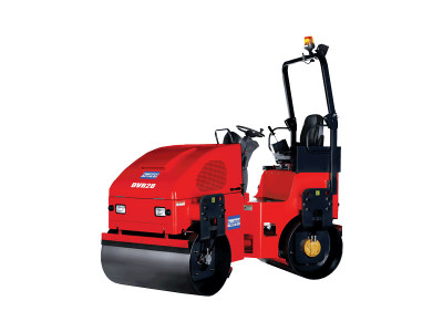 Hoppt - DVR28 - Ride-On Vibratory Roller -2.8T