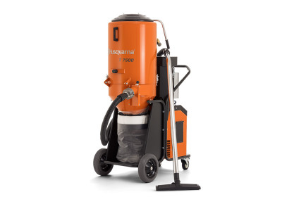 Husqvarna - T 7500 Dust Extractor