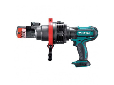 Makita Mobile 3-20 mm Steel Rod Cutter 18V