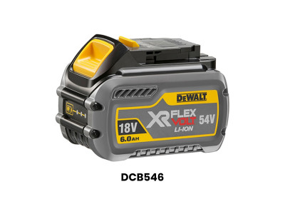 Dewalt 18/54V Batteries