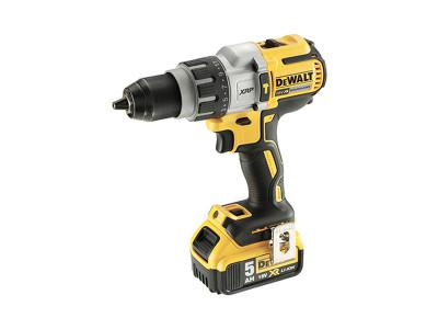 Dewalt 18V XR Li-Ion Brushless Premium Hammer Drill Driver - DCD996P2