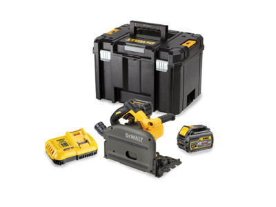 Dewalt 54V XR Flexvolt Plunge Saw Kit - DCS520T2