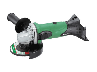 Hikoki-Hitachi 18V 125mm Angle Grinder with Slide Switch - G18DSL(H5Z)