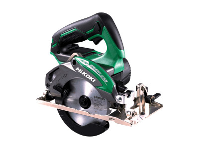 Hikoki-Hitachi 18V 125mm Brushless Circular Saw - C18DBL(H4Z)