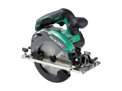 Hikoki-Hitachi 18V 165mm Brushless Circular Saw- C18DBAL(H4Z)