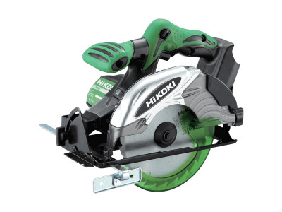 Hikoki-Hitachi 18V 165mm Circular Saw - C18DSL(H4Z)
