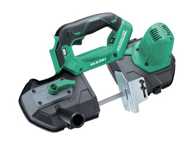 Hikoki-Hitachi 18V 83mm Brushless Band Saw- CB18DBL(H4Z)